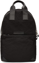 McQ by Alexander McQueen Black Tote Backpack