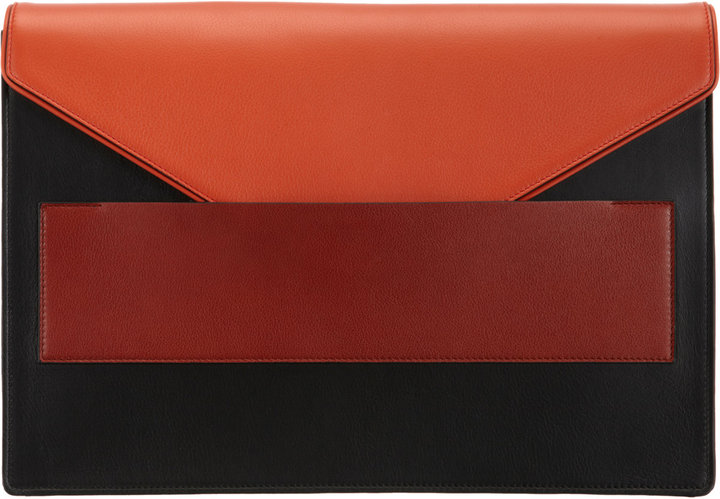 Narciso Rodriguez Large Envelope Clutch