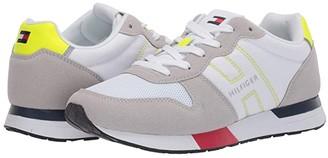 Tommy Hilfiger Abrams (Medium Gray) Men's Shoes