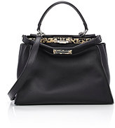 Fendi Women's Peekaboo Satchel-BLACK