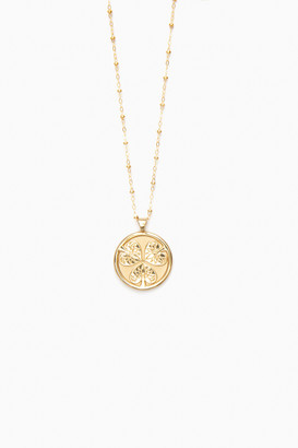 Jane Winchester Gold Joy Small Pendant