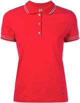 Fay polo shirt - women - Cotton/Spandex/Elastane - XS