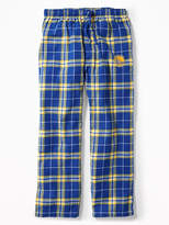 Old Navy NBA® Team Flannel Sleep Pants for Men
