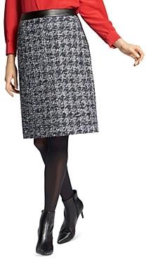Basler Tweed Pencil Skirt