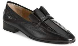The Row Adam Pleated Loafers