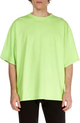 Balenciaga Men's Ego Cycle Graphic T-Shirt