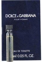 Dolce & Gabbana Edt Vial On Card
