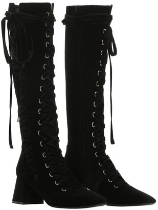 Zimmermann Lace up tall Boot