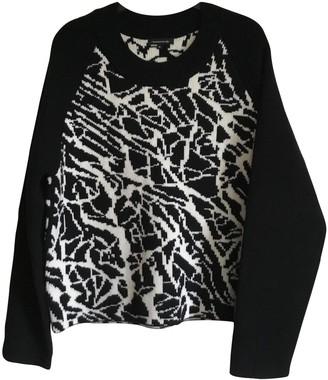 Surface to Air Black Wool Knitwear
