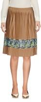 Pianurastudio Knee length skirts - Item 35313417