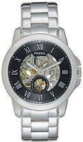 Fossil Watch Silvercoloured