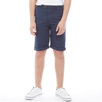 Fluid Boys Chino Shorts Navy