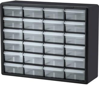 Akro Mils Akro-Mils 24-Drawer Plastic Storage Cabinet -AKM10124