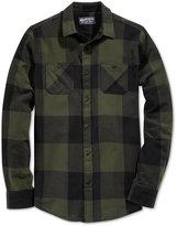 American Rag Men's Buffalo Plaid Flannel Shirt