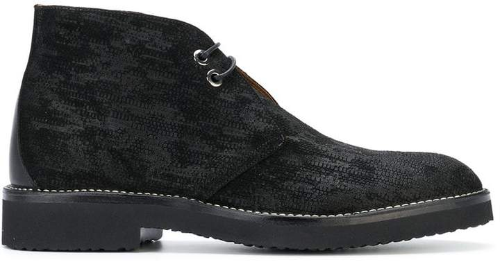Giuseppe Zanotti Design Jeremy boots