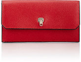 Valextra Women's City Wallet-RED