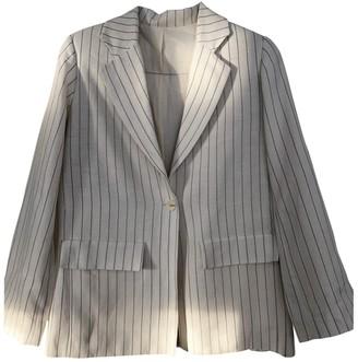 Studio Nicholson White Linen Jackets