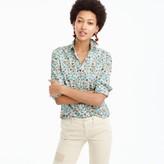 J.Crew Perfect shirt in Liberty® Edenham floral