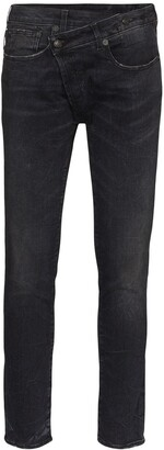 R 13 Crossover Skinny Jeans