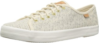 Keds Women's Kickstart Salt/Pepper Sneakers