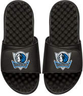 ISlide NBA Dallas Mavericks Primary Slide Sandal, Black