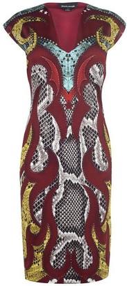 Just Cavalli Snake Dress