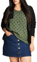 City Chic Plus Size Women's Mystery Cardigan