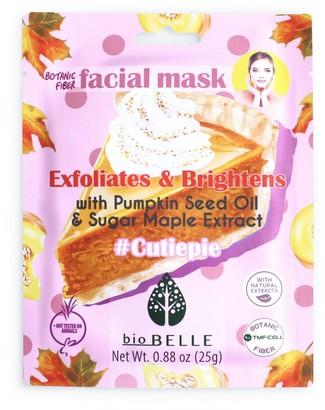 Biobelle Exfoliate and Brighten Facial Mask