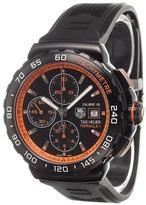 Tag Heuer 'Formula 1 Chrono Automatic Black' analog watch