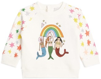 Stella McCartney Mermaid Sweatshirt