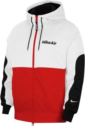 Nike Sportswear Air Full Zip Fleece Hoodie