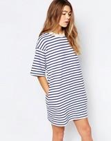 Wood Wood Jean Stripe Dress