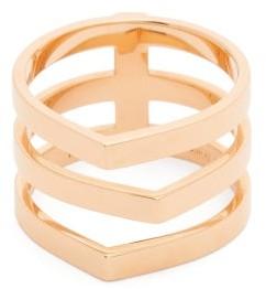 Repossi Antifer Off Width 18kt Rose-gold Ring - Rose Gold