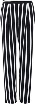 Wallis **TALL Black Striped Tailored Trouser
