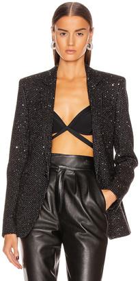Saint Laurent Suit Jacket in Black | FWRD