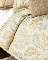 Dian Austin Couture Home King Gwenneth Floral Duvet Cover
