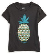 Billabong Girl's Fresh Pineapple Graphic Tee