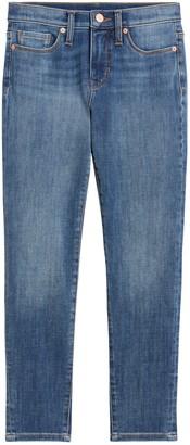 Banana Republic Petite Mid-Rise Skinny Jean with Back-Seam
