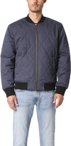 Levi's Quilted Bomber Jacket