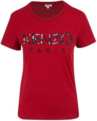 Kenzo Flowered t-shirt