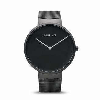 Bering Unisex Adult Analogue Quartz Watch with Stainless Steel Strap 14539-122