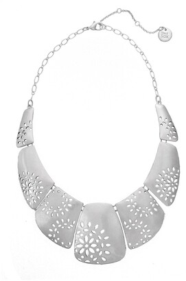 The Sak Floral Statement Collar Necklace