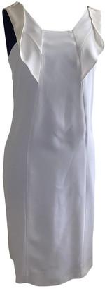 Miu Miu White Viscose Dresses