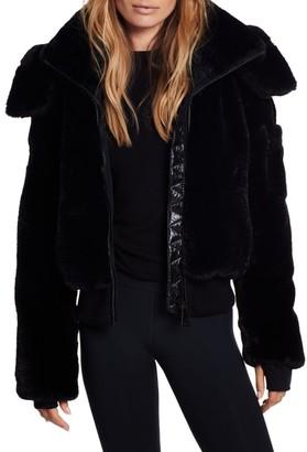 SAM. Nala Sherpa Hooded Jacket