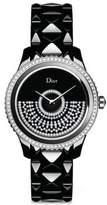 Christian Dior VIII Grand Bal Diamond, Black Mother-Of-Pearl, Black Ceramic & Stainless Steel Automatic Bracelet Watch