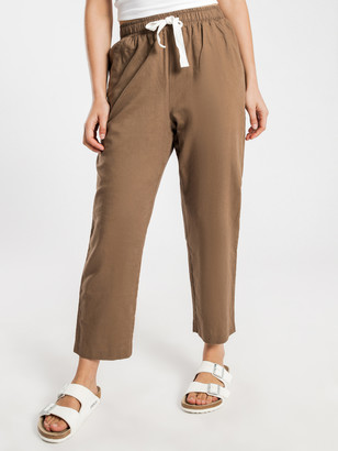 Nude Lucy Classic Pants in Chocolate