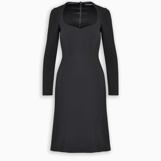 Dolce & Gabbana Black sheath dress