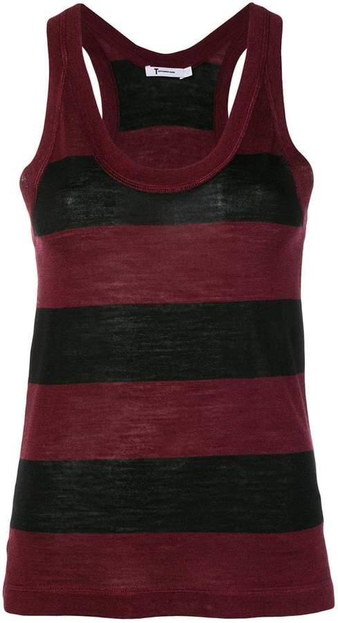 Alexander Wang striped tank top