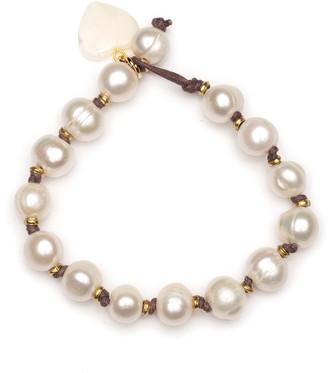 Dannijo Tova Pearl Bracelet