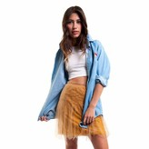 Denim Refinery The Four Feathers Button Up